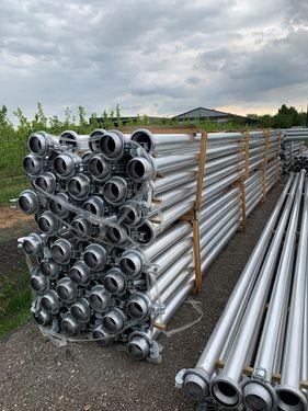 Sonstige Aluminium Rohre System-Bauer 5