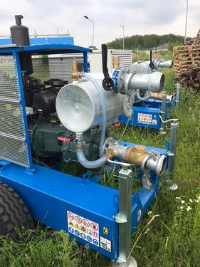Sonstige Lagermaschine Aggregat Idrofoglia 83PS