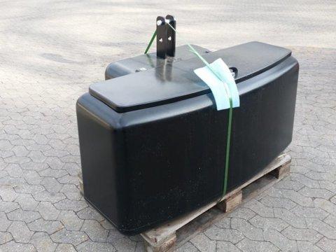Sonstige Frontgewicht 1450 kg mit Box Stahlbetongewicht