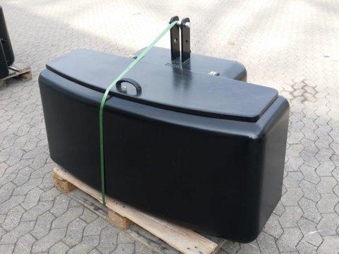 Sonstige Frontgewicht mit Box 1050 kg Stahlbetongewicht