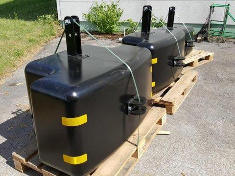 Sonstige Stahlbetongewicht 1050 kg