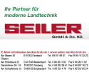 Seiler GmbH & Co. KG Landtechnik