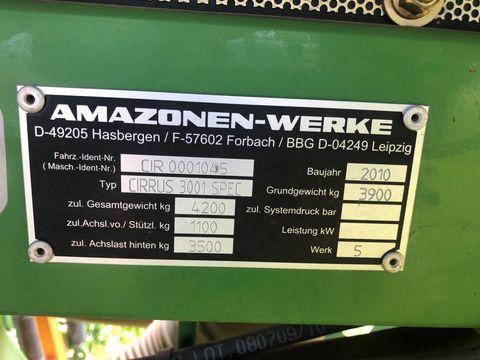 Amazone Cirrus 3001 Special