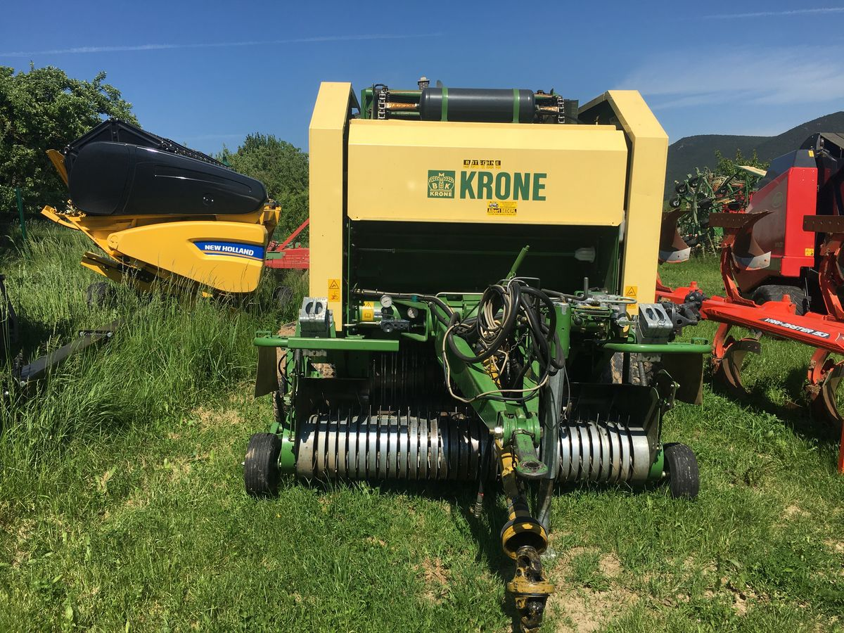 Krone vario pack 1500 chambre balles variable for Chambre a air tracteur occasion