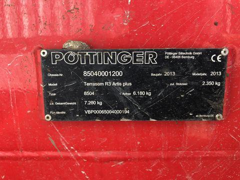 Pöttinger Terrasem R3 Artis plus