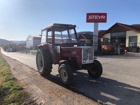 Steyr 768 - Servolenkung