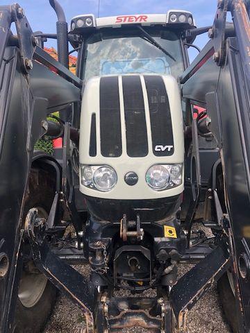 Steyr 6130 CVT Basis