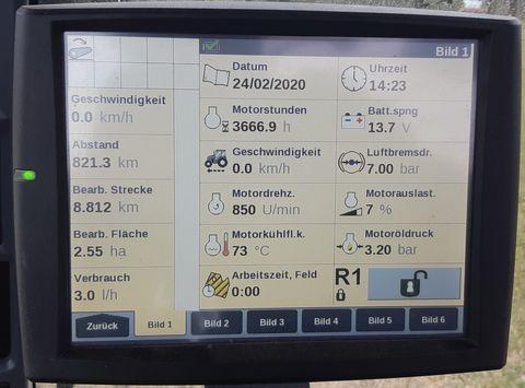 Steyr 6160 CVT Profi