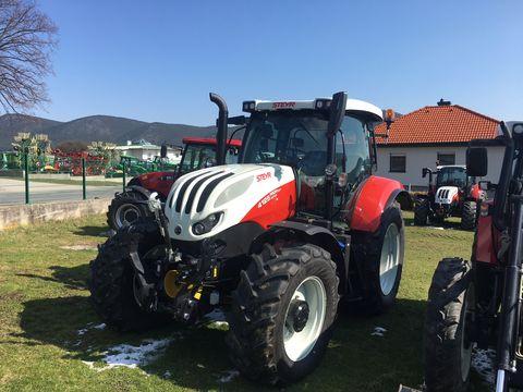 Steyr 4125 Profi CVT
