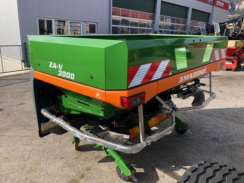 Amazone ZA-V Super Profis