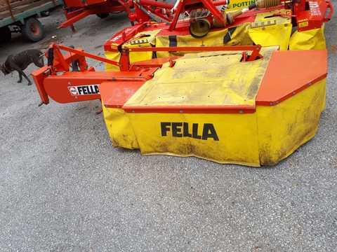 Fella Mähwerk KM 168