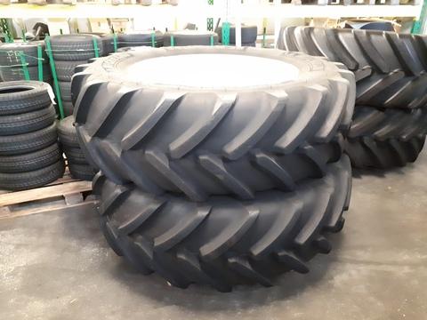 Komplettrad Kompletträder 540/65 R38 Michelin MULTI BIB
