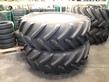 Komplettrad 540/65 R38 Michelin MULTI BIB