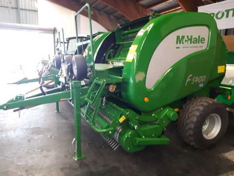 Mc Hale Ballenpresse F 5400 C