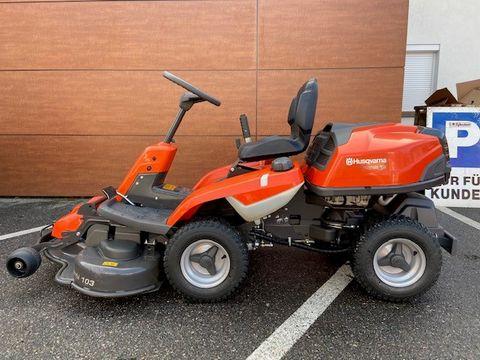 Husqvarna Rider R 214 T AWD