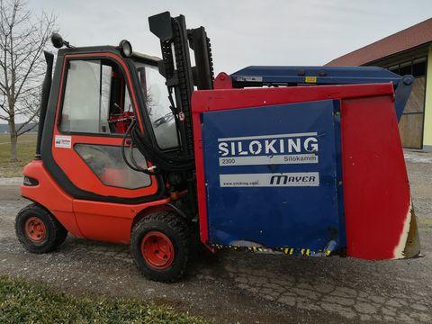 Siloking EA 2300 mit Stapleraufnahme