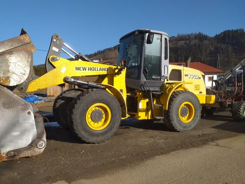 New Holland W 170B