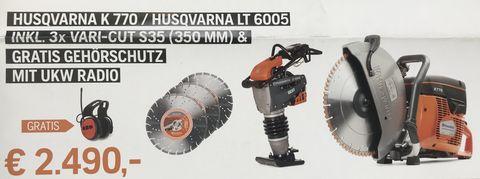 Sonstige Husqvarna LT6005