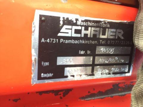 Schauer Kettenhochförderer 800