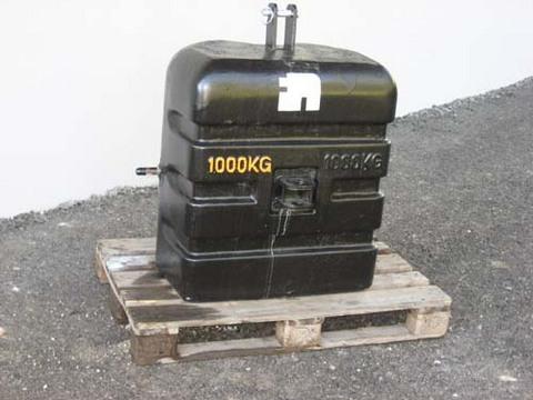 Sonstige Front-Heckgewicht 1000 kg