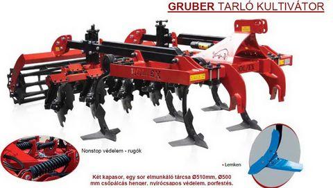 Rolex Gruber tarló kultivátorok
