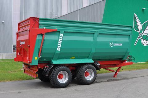 Farmtech DURUS-2000(S) 21t pótkocsi