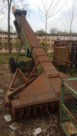 Egyéb Delta 50 típusú gabonafelszedőgép