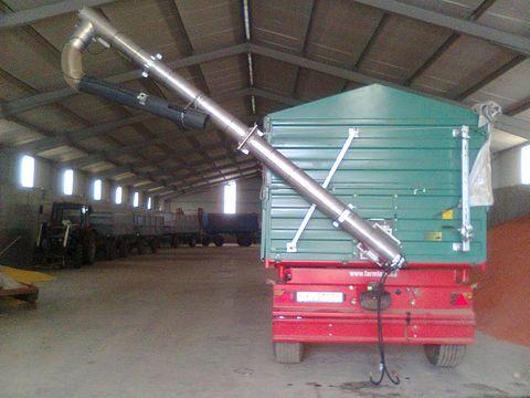 Egyéb Soby SS 150 vetőmagfeltöltő csiga