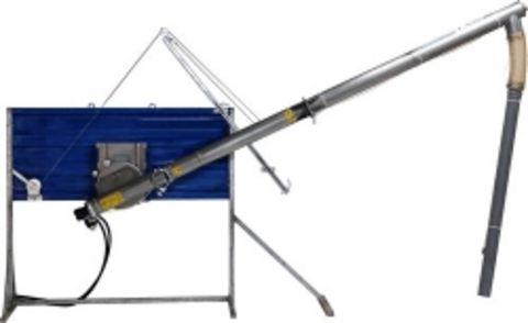 Egyéb Zagroda T-458 INOX vetőmag feltöltő csiga