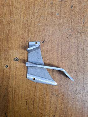 Gaspardo Orietta vetőgéphez maglesodró lemez