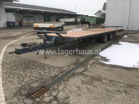 EIGENBAU Ladewagen/Erntewagen