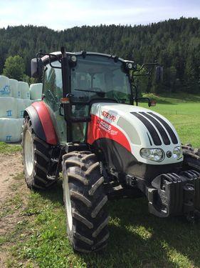 Steyr Kompakt 4085 Profi 1