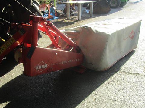 Kuhn GMD 600 -GII