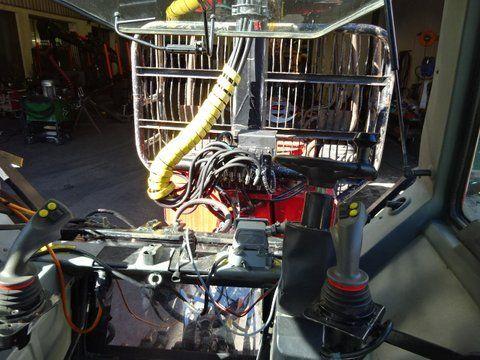 Farmi Trac MPV 12 - 4WD + 5266 Kran