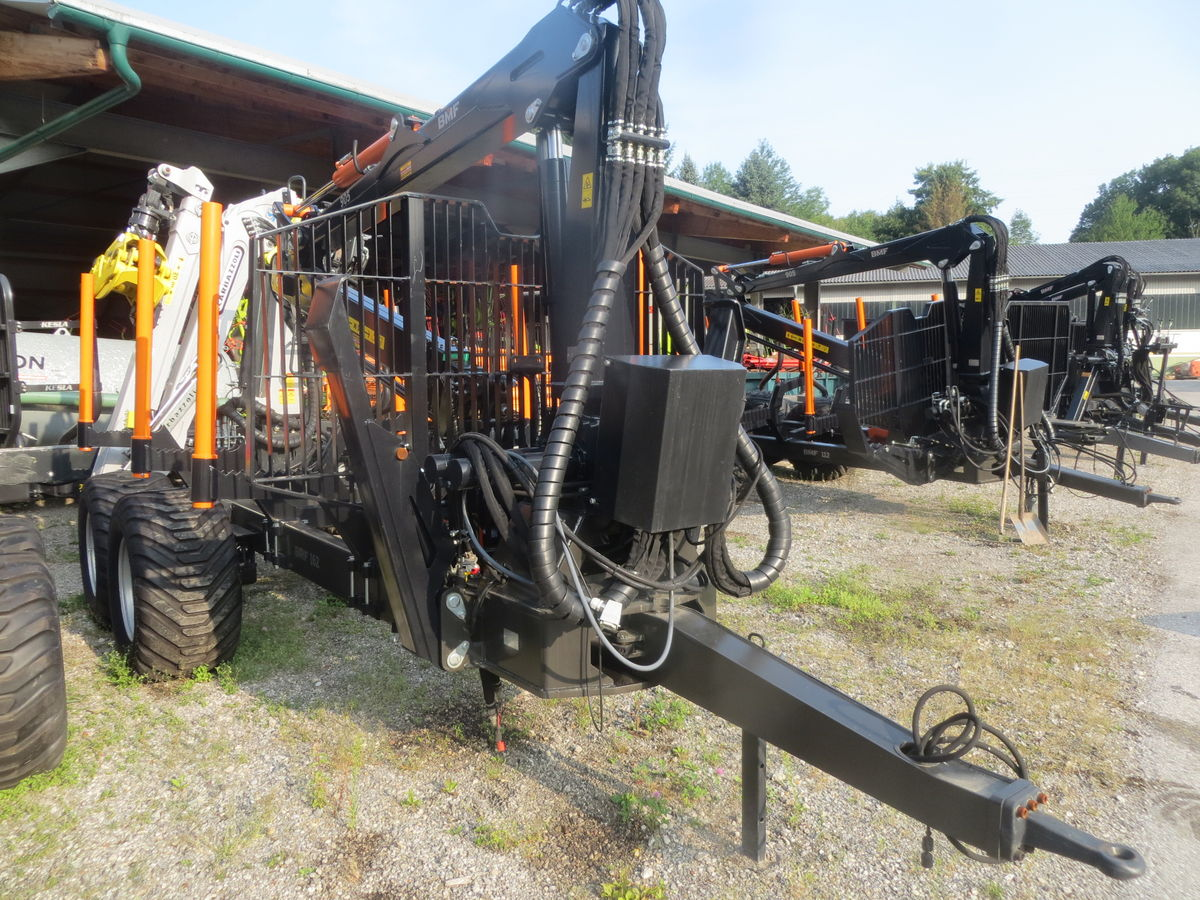 BMF 112 S - Doppelrahmen Anhänger - Landwirt.com