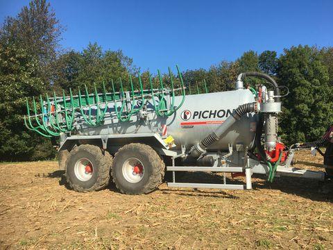 Pichon TCI 12600 Vorführmaschine