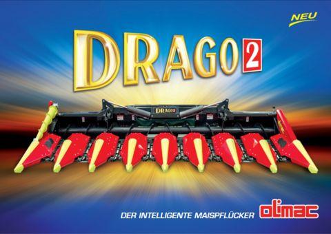 Olimac Drago2 5 Reihen