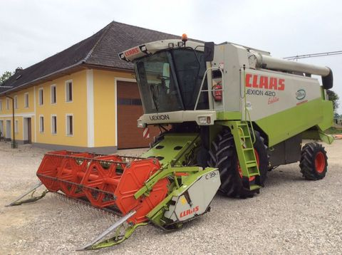 Claas Lexion 420 Evolution