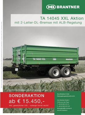 Brantner TA 14045 XXL AKTION