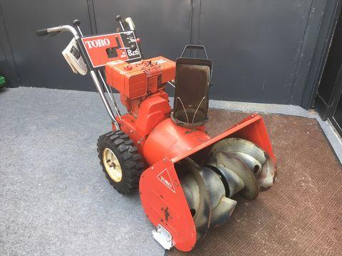 Toro 826