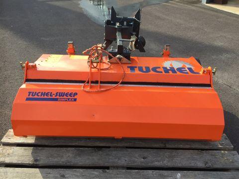 Tuchel Kehrmaschine Tuchel Simplex 120