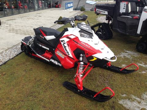 Polaris 800 SWITCHBACK® PRO-X