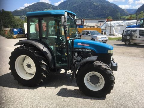New Holland TN 75 D