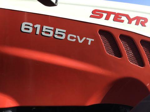 Steyr 6155 CVT Profimodell