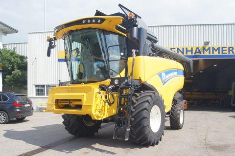 New Holland CX 5.80 T4b