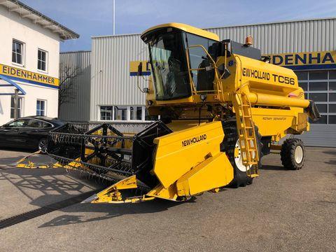 New Holland TC 56 HYDRO