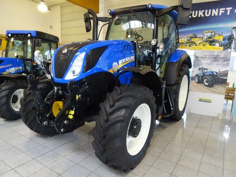 New Holland T6.125 S Electro Command Deluxe