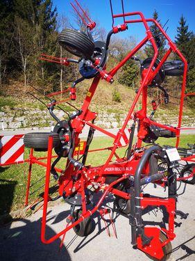 SIP Kreisel Zettwender Spider 600/6 Alp
