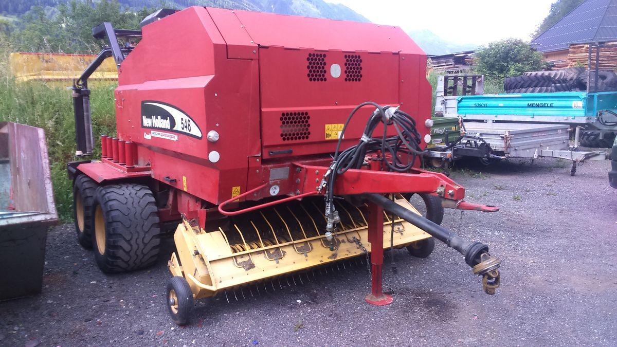 new holland 548 combi air comprim pneumatique tracteurs. Black Bedroom Furniture Sets. Home Design Ideas