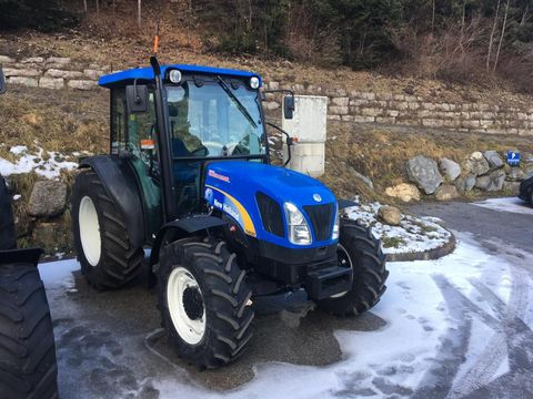 New Holland T4020 Allrad